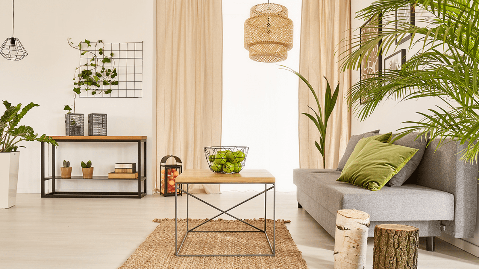 Home Décor Trends for 2016 – Go back to nature