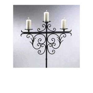 Metal Candle Stand