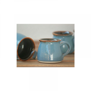 Light Blue Cup Ceramic 10