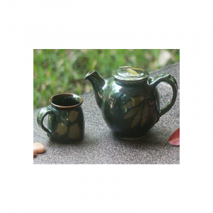 Tea Pot Ceramic 12