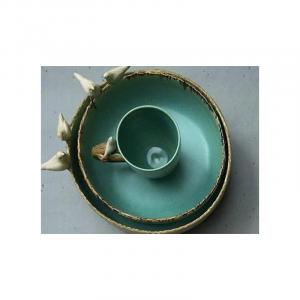 Serving Platter Ceramic 21