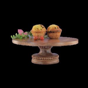 Beaded Cake Stand