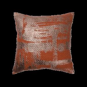 Navroz foil tassles Cushion 12×18