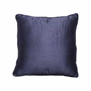 Blue Linen Cushion 16×16