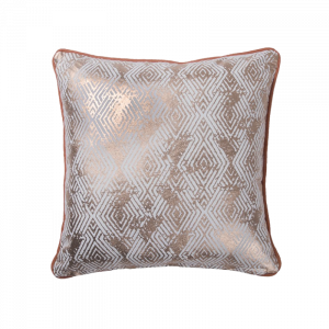 Navroz Golden Tatch Cushion 16×16