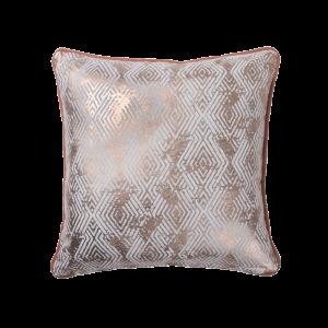 Navroz Golden Tatch Cushion 16×16