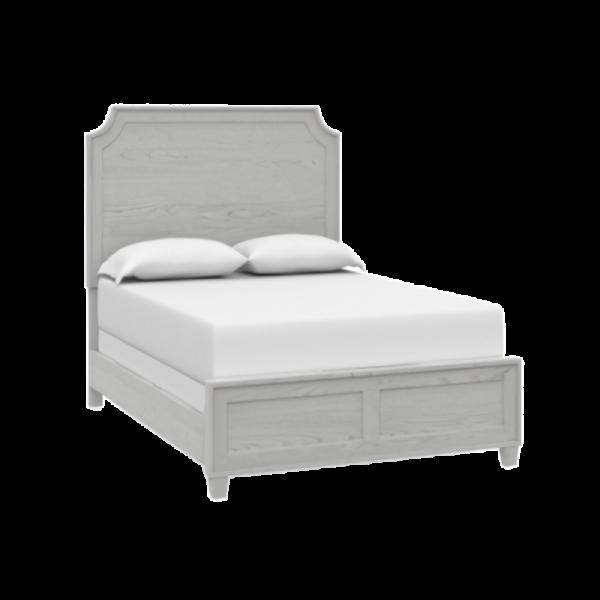 Grey DIstress Jameson Bed