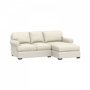 Kipp Rolled Arm Sectional
