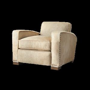 Harvey Italian Faux Leather Armchair