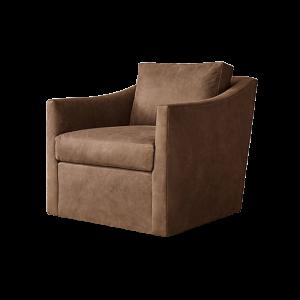 Heath Pure Leather Armchair