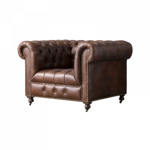 Digby Arm Chair Pure Leather