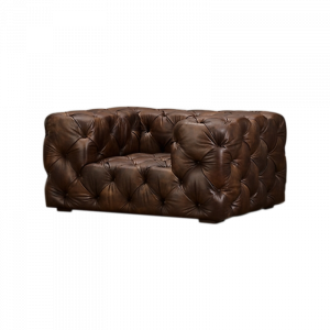 Jarvis Pure Leather Armchair
