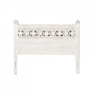 Wooden Headboards White