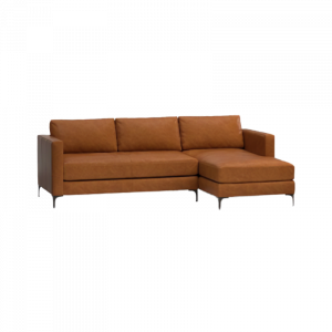 Fallon Sectional Brown