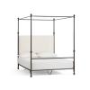 Chloe Iron Canopy bed