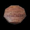 Moorish Brass Inlay coffee table PM