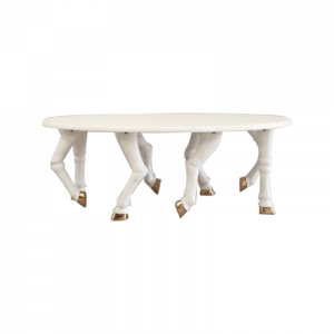 Jodhpore Pole Dining Table