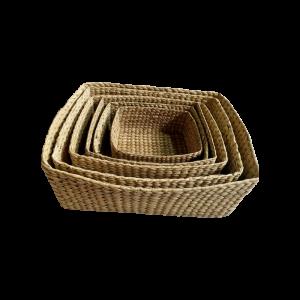 Rectangle  Storage Basket Trays