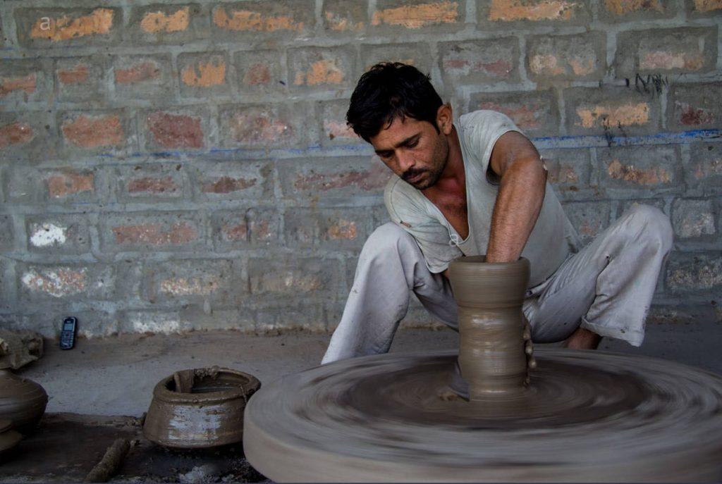 Indian Craftsman 1