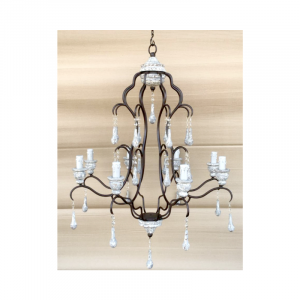 8 Light Chandelier 03C