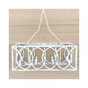 8 Light Chandelier 03G