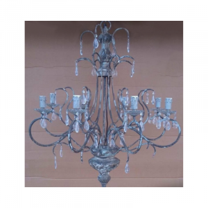 8 Light Chandelier 03F