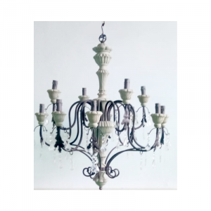 12 Light Chandelier 01A