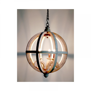 3 Light Chandelier 05A
