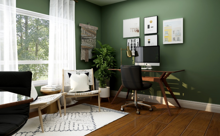 11 home office ideas with modern furniture that would make you more productive