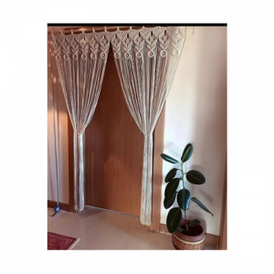 Macrame Hanging Forest Curtains/Room Divider/Door Hanging