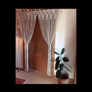 Macrame Hanging Forest Curtains/Room Divider/Door Hanging