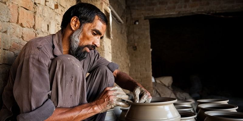 Indian Craftsmen: Craft your way to them!