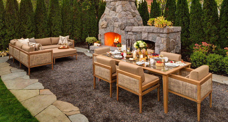 Outdoor furniture – An extension of your home