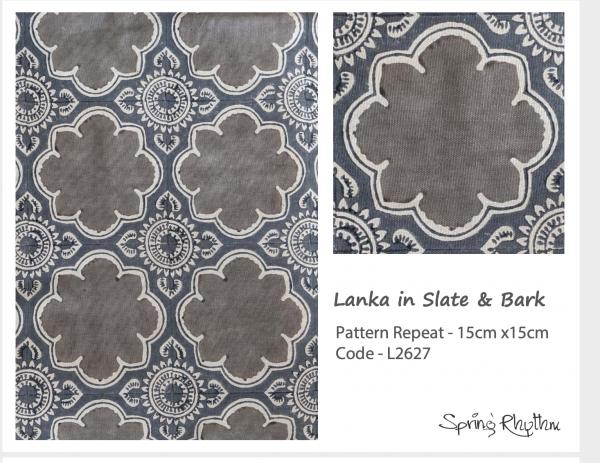 Lanka in Slate & Brak