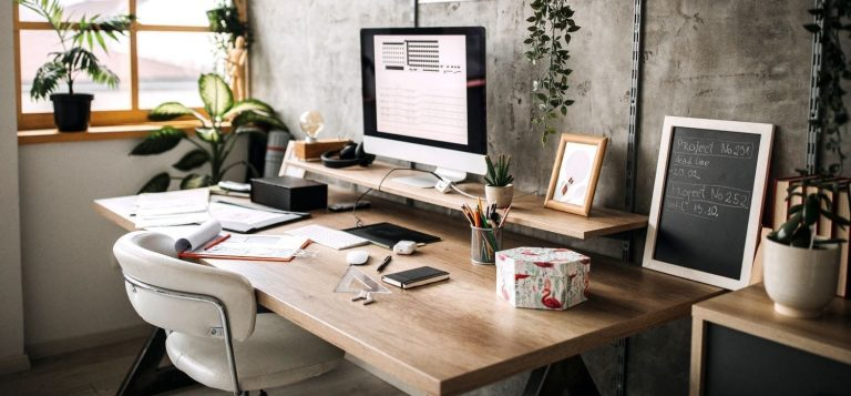 How to design a home office you will want to work in 2021?