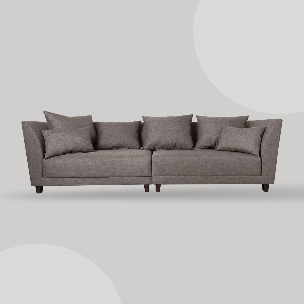 Comfortably charmer sofa