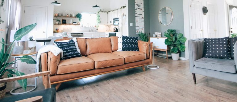Design  or revamp your living room in style & newness with modern sofas