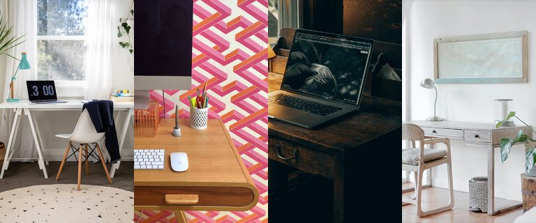 How to choose the perfect work DESK for your home office?