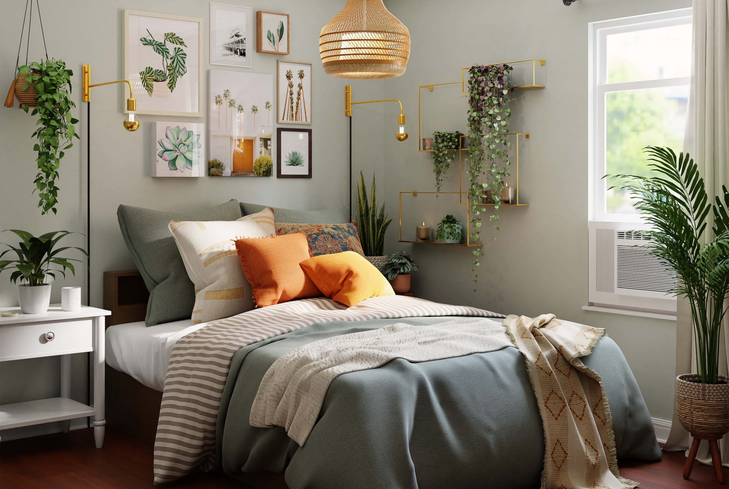 Why do homes in India have smaller bedrooms than living rooms?