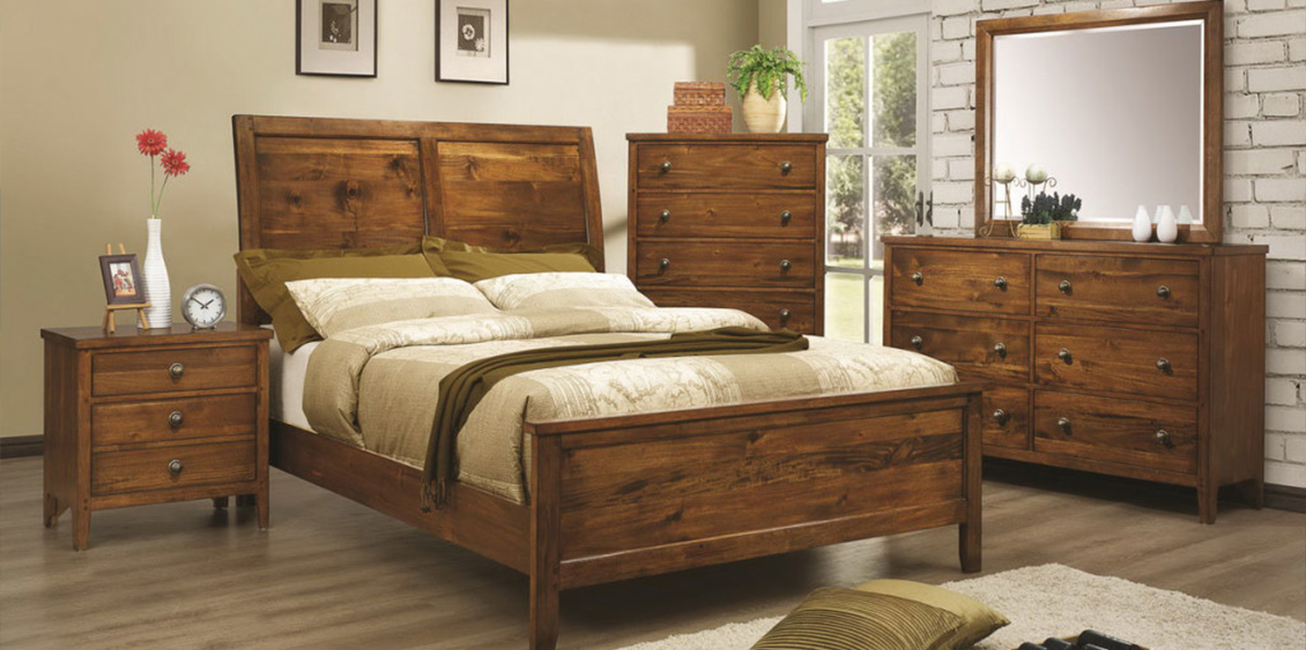 5 modern bedroom designs that you can create within budget with designer wooden beds