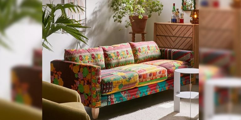 Handcrafted sofa designs for the living room. Give it an everyday festive revamp!