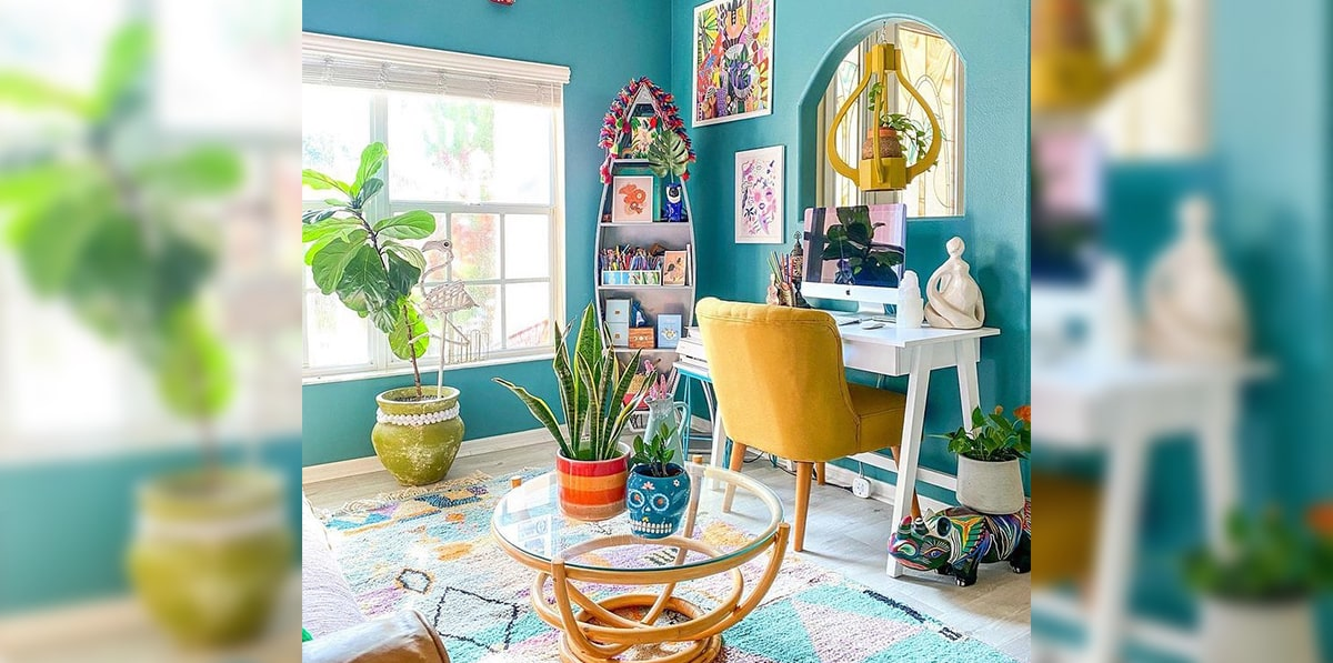 From a designer's attic! Sustainable interior design ideas for an evergreen home decor